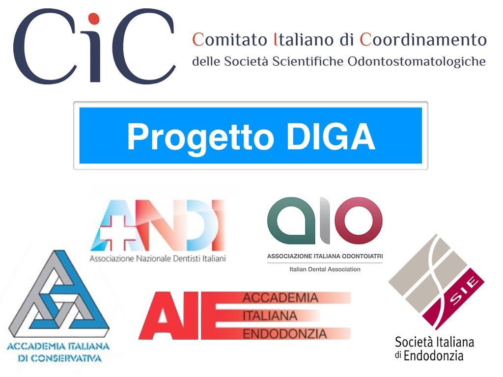 progetto diga cic societa scientifiche e associazioni