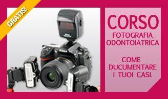 Corso Gratis online di Fotografia Odontoiatrica